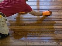 Gap filling & Finishing services provided by trained experts in Floor Sanding Kent